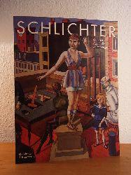 Adriani, Götz (Hrsg.):  Rudolf Schlichter. Gemälde, Aquarelle, Zeichnungen. Ausstellung Kunsthalle Tübingen, 13.09.1997 - 23.11.1997 ; Von-der-Heydt-Museum, Wuppertal, 07.12.1997 - 01.03.1998 ; Städtische Galerie im Lenbachhaus, 11.03.1998 - 10.05.1998