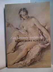 Achenbach, Nora von:  Zum Sammeln verführen. Hamburger Schätze. Mit CD-ROM