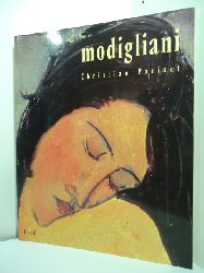 Parisot, Christian:  Modigliani