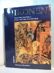 Bornheim, Bernhard:  Ikonen. Russische Feinmalerei zwischen Orient und Okzident