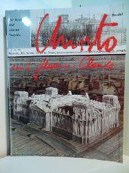 Baal-Teshuva, Jacob (Hrsg.):  Christo und Jeanne-Claude. Der Reichstag und urbane Projekte. Ausstellung im Kunsthaus Wien vom 09. Juni bis 26. Juli 1993