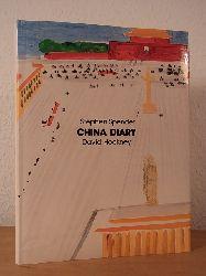 Spender, Stephen and David Hockney:  David Hockney. China Diary