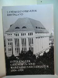 Grunsky, Eberhard:  Otto Engler. Geschäfts- und Warenhausarchitektur 1904 - 1914