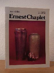 Albis, Jean de, L. de Albis und C. Romanet:  Ernest Chaplet 1835 - 1909. Un céramiste art nouveau