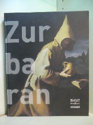 Wismer, Beat, Odile Delenda und Mar Borobia (Hrsg.):  Zurbarán. Ausstellung Museum Kunstpalast Düsseldorf, 10.10.2015 - 31.01.2016