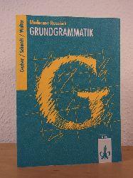 Gerber, Monika, Jutta Schmidt und Harry Walter:  Modernes Russisch. Grundgrammatik