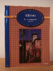 Albéniz, Isaac - herausgegeben von Lothar Lechner:  Albéniz. Suite Espagnole. Opus 47. Piano