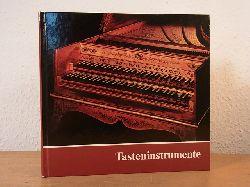 Haase, Gesine, Dieter Krickeberg und  Staatliches Instituts für Musikforschung:  Tasteninstrumente des Museums. Kielklaviere, Clavichorde, Hammerklaviere