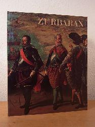 Muruzábal, Dolores und Francisco Rocha:  Zurbaran. Exposición Museo del Prado, 3 Mayo / 30 Julio 1988