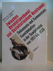 Gaßner, Hubertus und Eckhart Gillen:  Zwischen Revolutionskunst und sozialistischem Realismus. Dokumente und Kommentare. Kunstdebatten in der Sowjetunion von 1917 - 1934