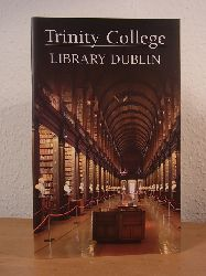 Benson, Charles and Paul Corringan:  Trinity College Library Dublin (English Edition)
