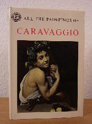 Baroni, Costantino:  All the Paintings of Caravaggio (English Edition)