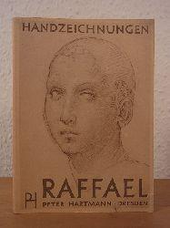 Urbino, Raffael da:  Raffael. Handzeichnungen. 6 Kunstpostkarten