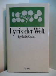 Gundert, Wilhelm (Hrsg.):  Lyrik der Welt. Lyrik des Ostens