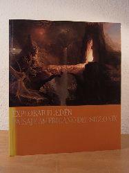 Llorens Serra, Tomàs:  Explorar el edén. Paisaje americano del siglo XIX. Exposición Museo Thyssen-Bornemisza del 29 de septiembre de 2000 al 14 de enero de 2001
