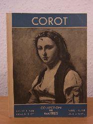 Faure, Elie:  Corot. Collection des Maitres