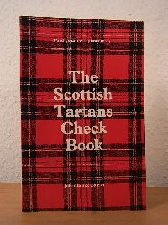 Johnston and Bacon:  The Scottish Tartans Check Book