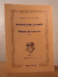 Couperin, Armand-Louis:  Couperin. Pièces de Clavecin. Band 2 - Deuxième Livre. Für Cembalo - for Harpsichord. Collection Thierry Mathis