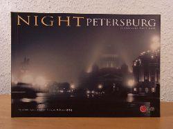Kan, Emil:  Night Petersburg. Photography Emil Kan