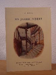 Jürgen Holstein Antiquariat Frankfurt am Main:  XIX. Jahrhundert. Katalog Nr. 32
