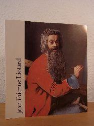 Baumann, Felix und Romy Storrer:  Jean-Etienne Liotard, Genf 1702 - 1789. Sammlung des Musée d`Art et d`Histoire, Genf. Ausstellung Kunsthaus Zürich, 16. Juni - 24. September 1978