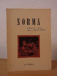 Bellini, Vincenzo und Felice Romani:  Norma. Tragedia lirica in due atti. Libretto di Felice Romani