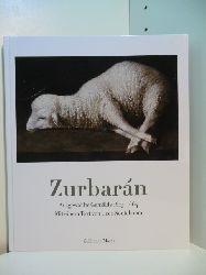 Nooteboom, Cees (Text):  Zurbarán. Ausgewählte Gemälde 1625-1664
