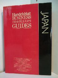 Bloom, Martin:  Japan. Handelsblatt Business Traveller`s Guides