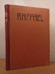 Rosenberg, Adolf:  Raffael. Des Meisters Gemälde in 275 Abbildungen. Klassiker der Kunst in Gesamtausgaben Band 1