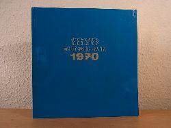 Deutsche Bank:  100 Jahre Deutsche Bank 1870 - 1970
