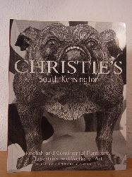 Christie`s London:  English and Continental Furniture, Tapestries and Works of Art. Auction 13 February 2002, Christie`s South Kensington, London. Auction Code: FRN-9310