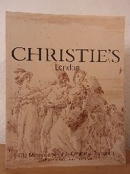 Christie`s London:  Old Master and 19th Century Drawings. Auction 6 July 2004, Christie`s, London. Auction Code: DOGE-6926
