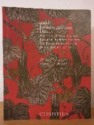 Christie`s London:  Japanese Art and Design including Netsuke from the Estate of His Royal Highness The Prince Henry, Duke of Gloucester, KG., KT., KP. Auction 12 and 13 July 2006, Christie`s, London. Auction Code: KYUDEN-7256
