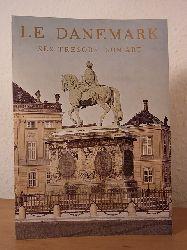 Lassen, Erik, Søren Sass und Vibeke Holten Lange (commissariat de l`exposition):  Le Danemark. Ses trésors, son art. Exposition palais du Louvre, pavillon Sully, 8 avril - 16 mai 1965