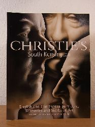 Christie`s London:  English and Continental Furniture, Tapestries and Works of Art. Auction 9 April 2003, Christie`s South Kensington, London. Auction Code: FRN-9606