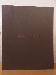 Roth, Daniel:  Daniel Roth. Masterpieces in the Art of Watchmaking since 1989. Catalogue, signed by Watchmaker Daniel Roth