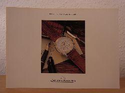 Manufacture Jaeger-LeCoultre SA:  Jaeger-LeCoultre. Heraion. Am Puls der Zeit. Katalog 1989