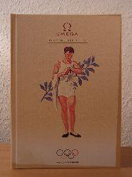 Omega SA:  Omega Olympic Collection. Deutschsprachiger Katalog 2004