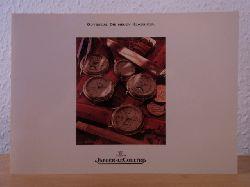 Manufacture Jaeger-LeCoultre SA:  Jaeger-LeCoultre. Odysseus. Die neuen Klassiker. Katalog 1988 mit Preisliste DM April 1989