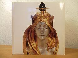 Franzke, Irmela:  Jugendstil. Glas, Graphik, Keramik, Metall, Möbel, Skulpturen und Textilien von 1880 - 1915. Bestandskatalog