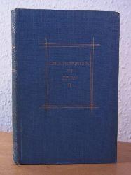 Chop, Max:  Erläuterungen zu Opern Band 2. d`Albert: Tiefland. Bizet: Carmen. Leoncavallo: Bajazzo. Mascagni: Cavalleria rusticana. Offenbach: Hoffmanns Erzählungen