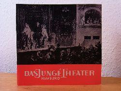 Das Junge Theater Hamburg:  Das Junge Theater Hamburg. Spielzeit 1967 / 1968. Heft 11. Schloß Gripsholm von Kurt Tucholsky. Programmheft