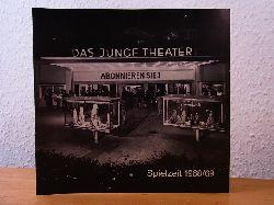 Das Junge Theater Hamburg:  Das Junge Theater Hamburg. Spielzeit 1968 / 1969. Programmheft