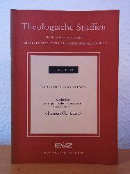"""Allmen, Jean-Jacques von:  Lumen Gentium. Gedanken zur dogmatischen Konstitution über die Kirche. Schriftenreihe """"Theologische Studien"""" Heft 89"""