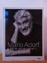 Adorf, Mario:  Mario Adorf. Bilder meines Lebens. Signiert