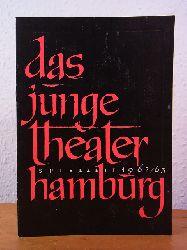Das Junge Theater Hamburg:  Das Junge Theater Hamburg. Spielzeit 1962 / 1963. Celestina (Calisto und Melibea). Tragikomödie in 3 Akten (9 Bilder) von Fernando de Rojas. Programmheft