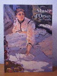 Laclotte, Michel, Geneviève Lacambre, Anne Distel, Claire Frèches-Thory und Francoise Cachin:  Musée d`Orsay. Die Gemälde (Museen der Welt)
