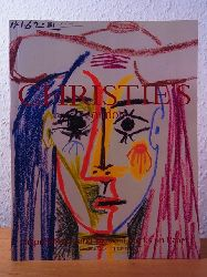 Christie`s London:  Impressionist and Modern Works on Paper. Auction 26 June 2003, Christie`s London. Sale Code: JÉRÔME-6737