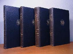 Boetticher, Friedrich:  Malerwerke des neunzehnten Jahrhunderts. Beitrag zur Kunstgeschichte. Band I.1 bis Band II.2 [vollständig - insgesamt 4 Bücher]
