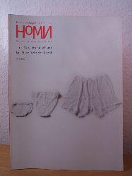 Angabe Herausgeber nicht möglich:  The New World of Art / Die neue Welt der Kunst. Kunstzeitschrift russischer/kyrillischer Sprache und Schrift. Ausgabe No 6 (17) 2000